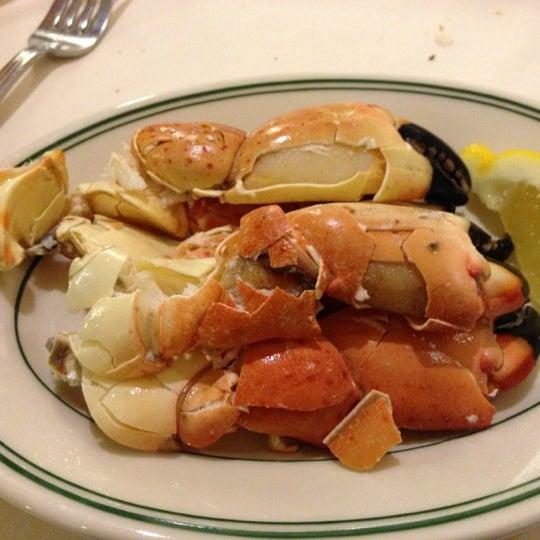 10/9/2012にJoseph H.がJoe's Seafood, Prime Steak & Stone Crabで撮った写真