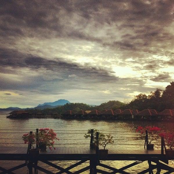 Photo taken at Gayana Eco Resort by Shari M. on 12/26/2013