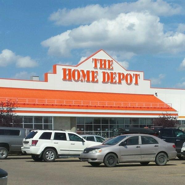 Www Home Depot Store: Hardware Store In Southwest Edmonton
