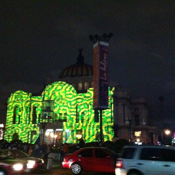 Foto tomada en Palacio de Bellas Artes por LaNurs I. el 11/8/2013