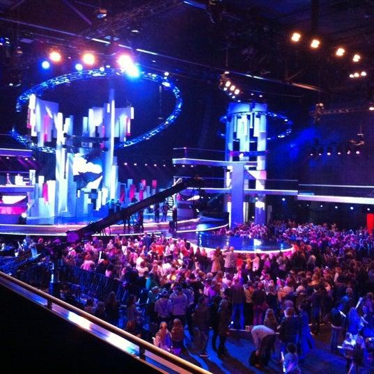 Photo taken at AFAS Live by Birgitte D. on 11/30/2012