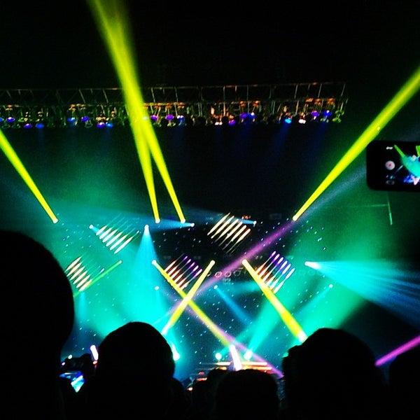 Photo taken at Hammerstein Ballroom by Adam S. on 10/3/2012