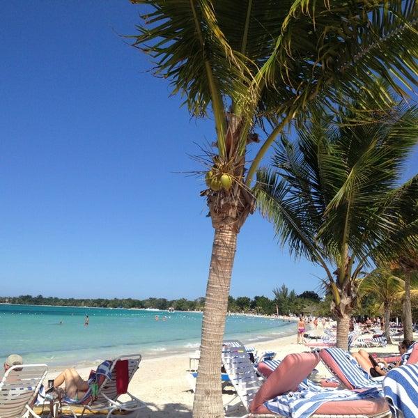 Nudist beach in jamica