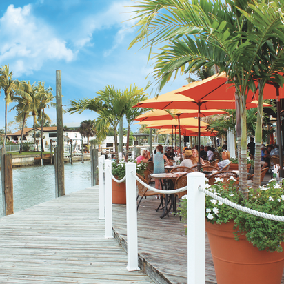 Matanzas on the bay seafood restaurant in fort myers beach for Fish restaurant fort myers