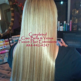 Photos At Ciao Bella And Venus Luxury Hair Extensions 1 Tip