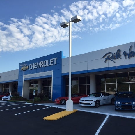 Attractive Photo Taken At Rick Hendrick City Chevrolet By Yext Y. On 10/31/