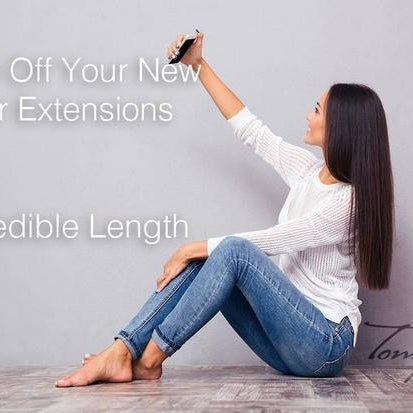 Photos At Premiere Hair Extensions Long Island 113 Hillside Ave 101