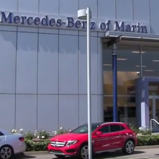 Mercedes Benz Of Marin 540 Francisco Blvd W