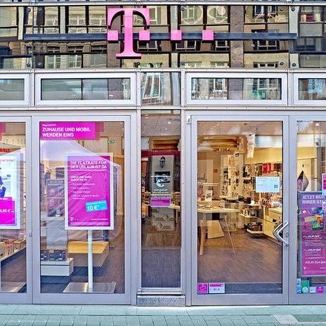 telekom shop mobilfunkgesch ft in leipzig. Black Bedroom Furniture Sets. Home Design Ideas