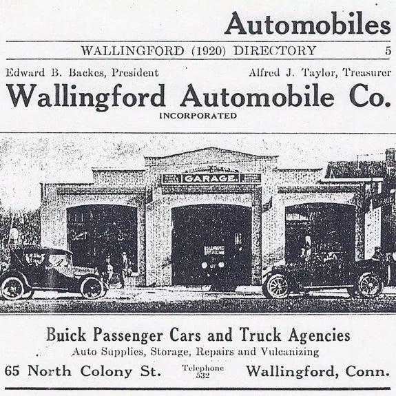 Wallingford Buick GMC  