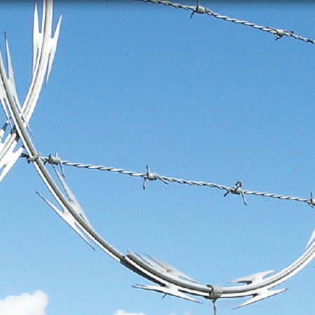 US Razor Wire professinal Installation available easy quote - 660 S ...