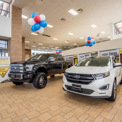 photos at autonation ford frisco - auto dealership in frisco