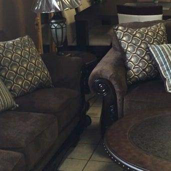 Photo Taken At Texas Fine Furniture By Yext Y. On 5/31/2017