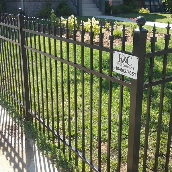 Photo Taken At K And C Fence Company By Yext Y On 6 2