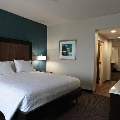 photo taken at hilton garden inn hershey by yext y on 119 - Hilton Garden Inn Hershey