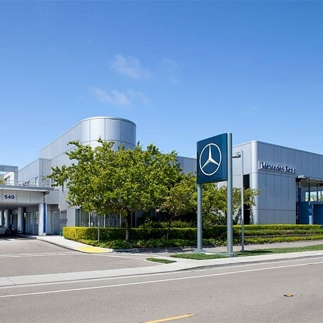 Mercedes benz of marin 540 francisco blvd w for Mercedes benz service san francisco
