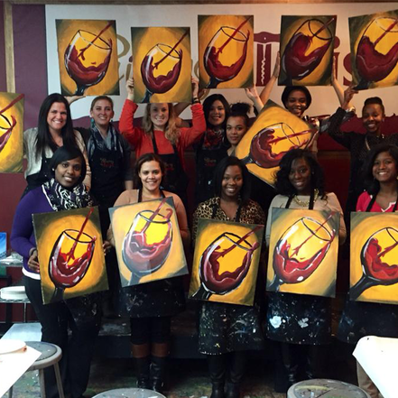 Painting with a twist 4 tips for Painting with a twist chicago