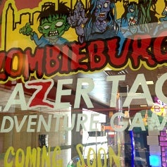 Zombieburgh Lazer Tag 100a Monroeville Mall