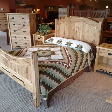 Photo Taken At Amish Traditions Furniture By Yext Y. On 9/8/2016