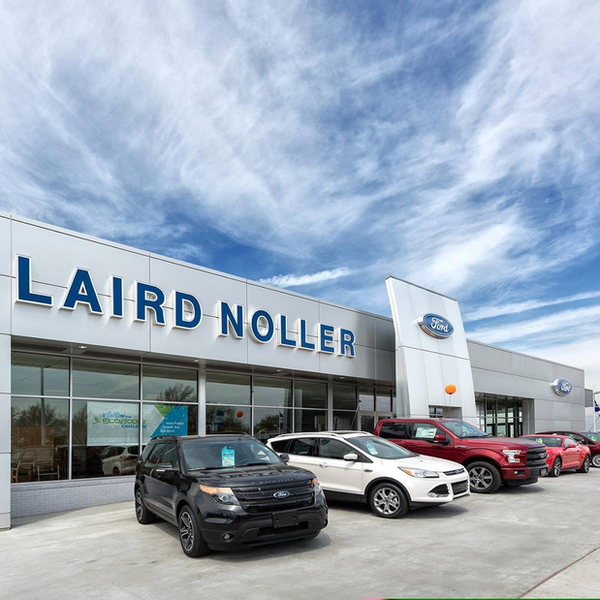 Laird Noller Ford Topeka >> Photos At Laird Noller Ford Topeka Auto Dealership In Topeka