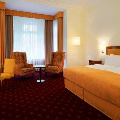 Das Foto wurde bei Hotel Fürstenhof von Yext Y. am 10/24/2016 aufgenommen
