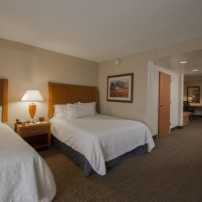 Photo Taken At Hilton Garden Inn Jackson/Madison By Yext Y. On 1/