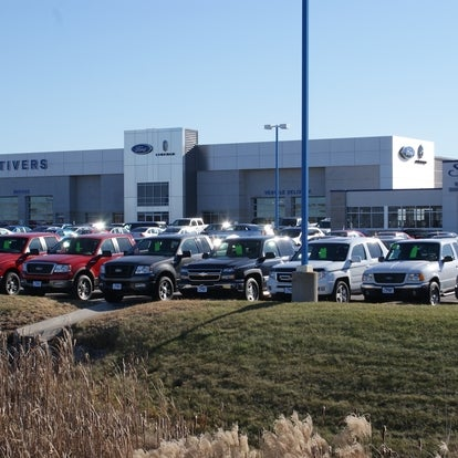 Photo Taken At Stivers Ford Lincoln By Yext Y. On 9/13/2018