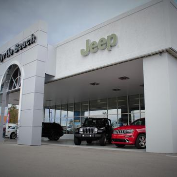 Photo Taken At Myrtle Beach Chrysler Jeep By Yext Y. On 12/5/