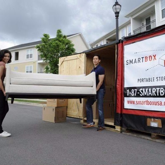 Smartbox Moving and Storage - Plano, TX