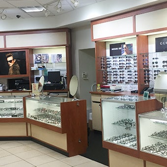 Cohens fashion optical queens center mall 90