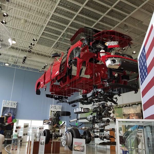 Nice Photo Taken At Toyota Motor Manufacturing Indiana By Bob B. On 5/26/