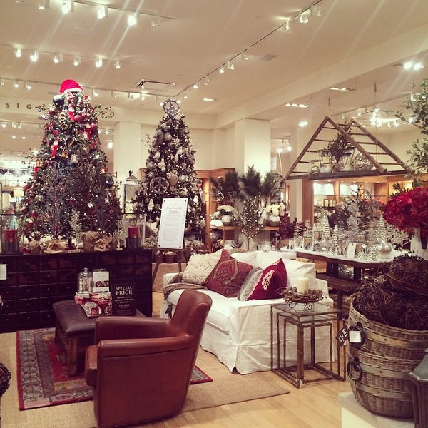 Does Pottery Barn Have Furniture In Stock: Charlotte, NC
