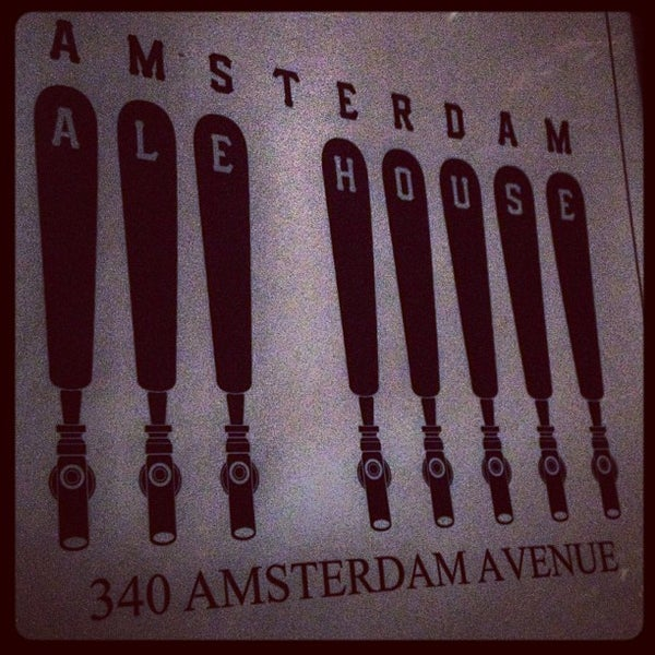 Photo taken at Amsterdam Ale House by Randolph H. on 7/4/2013