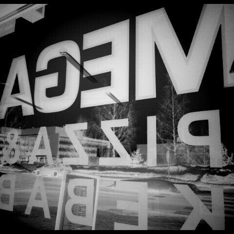 Foto diambil di Mega Pizza & Kebab oleh Herkko V. pada 2/24/2013