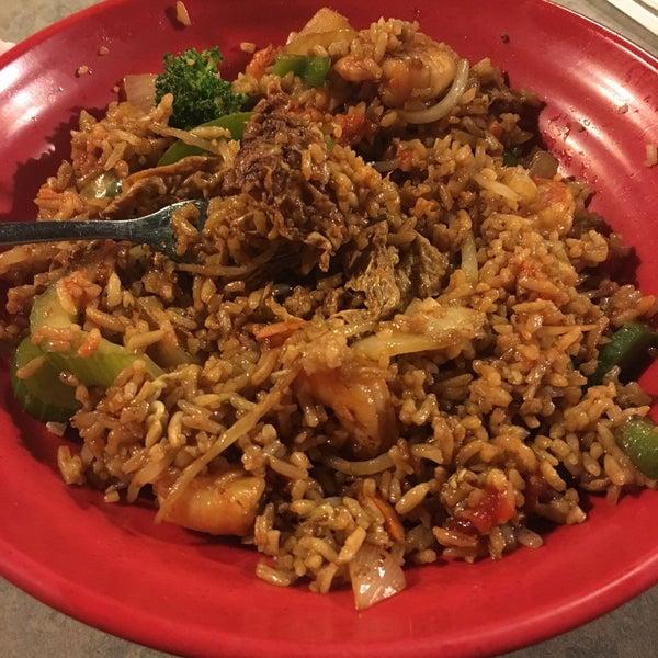 Asian Kitchen Hull Menu