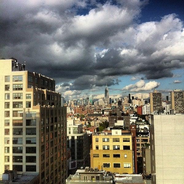 Photo taken at SoHo Grand Hotel by Steven R. on 10/10/2012