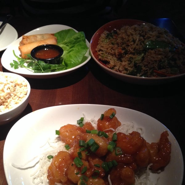 Photo taken at P.F. Chang's by KClassCoop on 1/12/2014