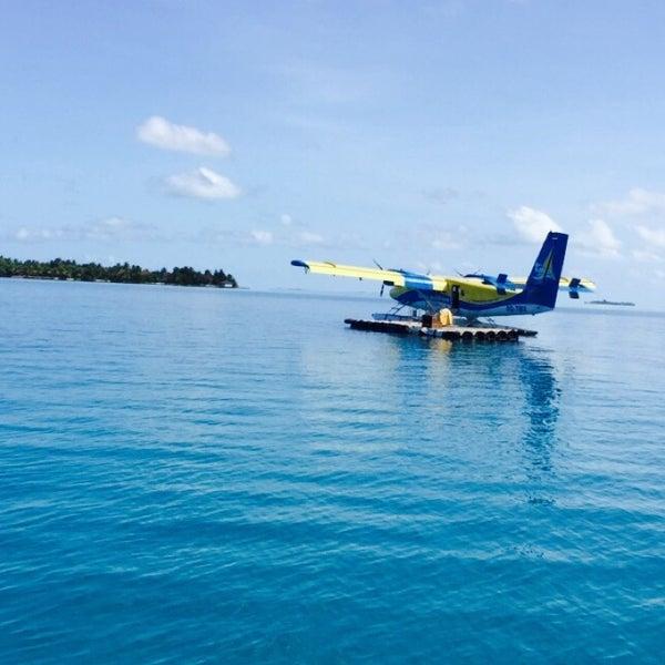 Photo taken at Vilamendhoo Island Resort & Spa by bon vivant on 6/21/2015
