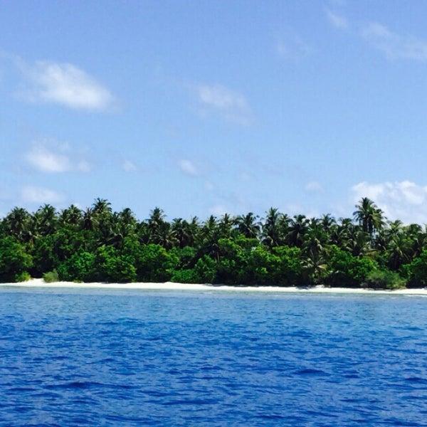 Photo taken at Vilamendhoo Island Resort & Spa by bon vivant on 6/10/2015