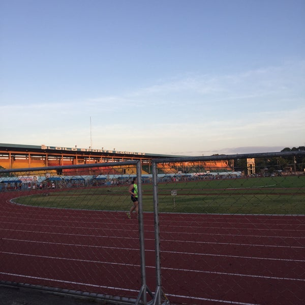 Photo taken at Iloilo Sports Complex by Joed L. on 3/9/2016