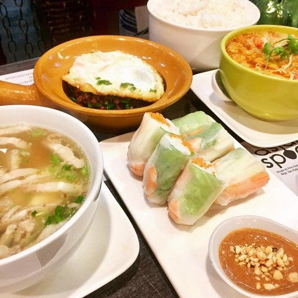 Asian spoon thai restaurant for 22 thai cuisine new york ny