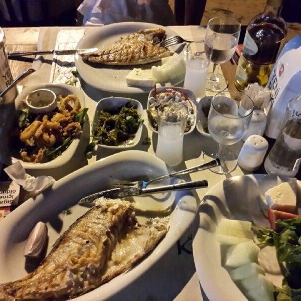Das Foto wurde bei Kekik Restaurant von Ece K. am 8/13/2013 aufgenommen