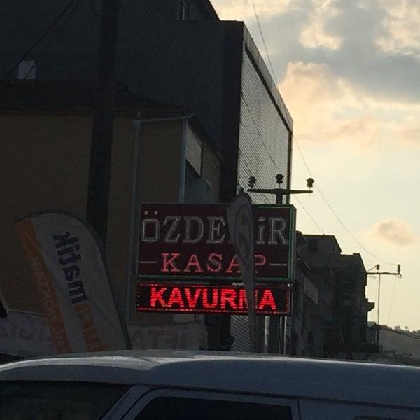 6/11/2018 tarihinde Kaan Tarkan H.ziyaretçi tarafından Özdemir Kasabı'de çekilen fotoğraf