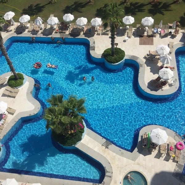 7/25/2017 tarihinde Emre K.ziyaretçi tarafından LykiaWorld & LinksGolf Antalya'de çekilen fotoğraf