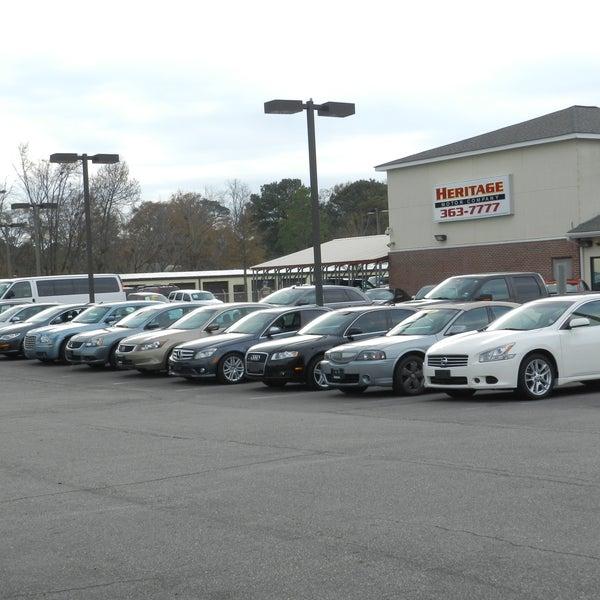 Heritage Motor Company Auto Dealership In Bayside