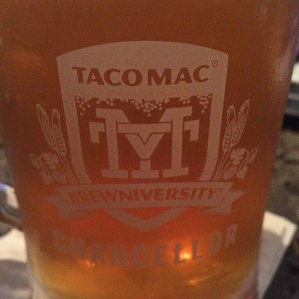 Photo taken at Taco Mac by Tim N. on 1/20/2017