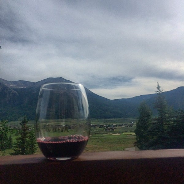 Photo taken at Crested Butte, CO by Dack J. on 7/15/2014