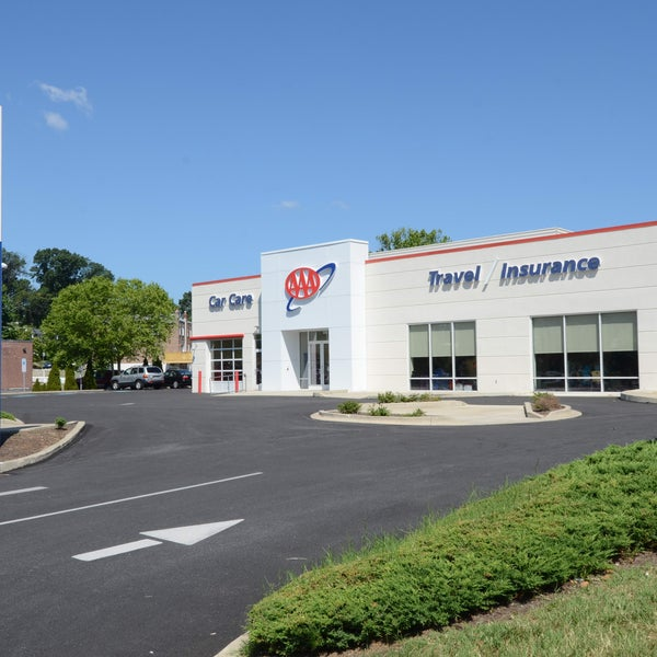 Travellers Health Clinic: AAA Glenside Car Care Insurance Travel Center