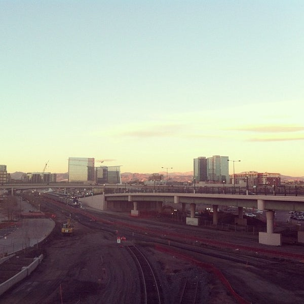 Photo taken at Denver Amtrak (DEN) by Rande K. on 10/30/2012