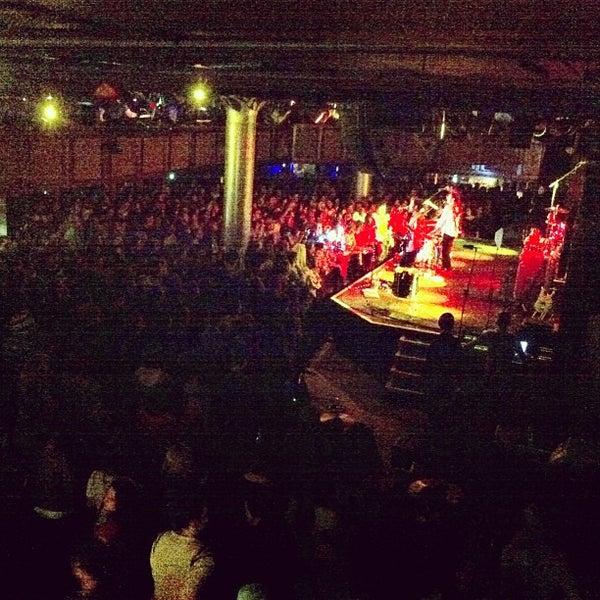 Photo taken at Paradise Rock Club by Rande K. on 1/25/2013
